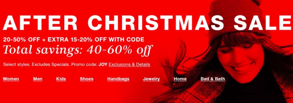 macys after christmas sale 2019