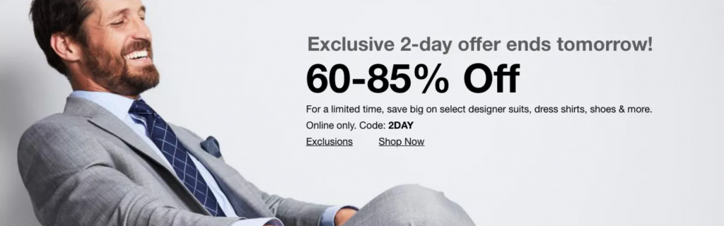 Macy's Two-Day Sale