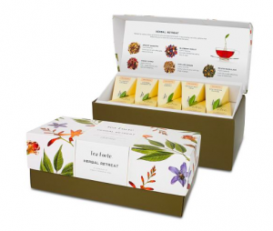 Tea Forte - Herbal Retreat Presentation Box