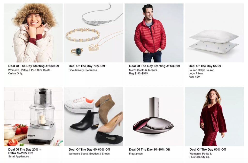 Macy's One Day Sale Doorbusters and Deals {February 2020}