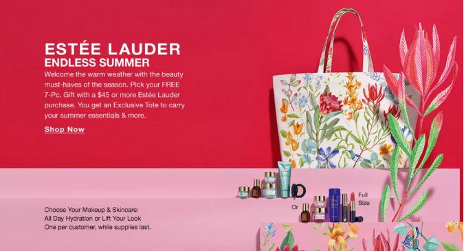 Don't Miss Your Free Lancôme Gift Set