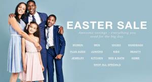 Macy's Easter Sale