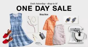 Macy's One Day Sale Doorbusters and Deals {June 2019}