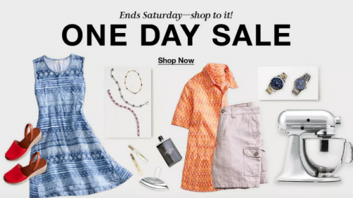 Macy's One Day Sale Doorbusters and Deals {June 2019}