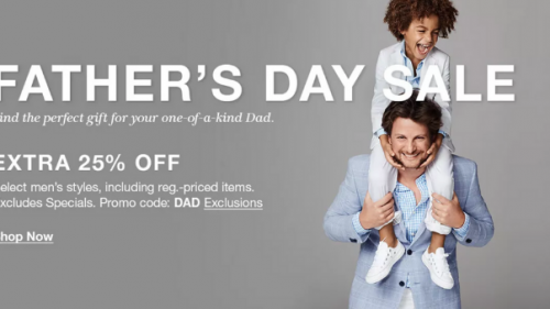 Macy's Father's Day Sale