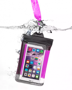 Travelon Waterproof Phone Pouch