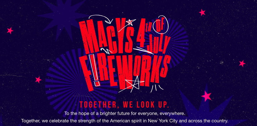 Macys 4th of July Fireworks 2020