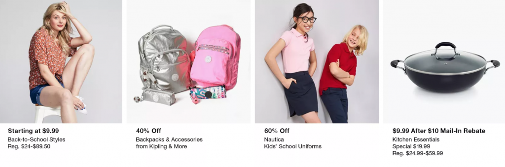 Macy's One Day Sale Doorbusters and Deals {August 2019}