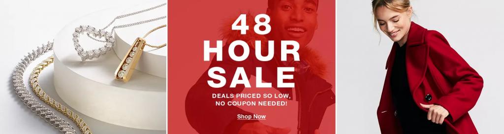 Macy's 48 Hour Sale