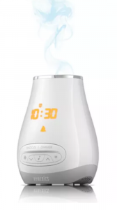Homedics - SoundSpa Slumber Scents Aroma Alarm Clock