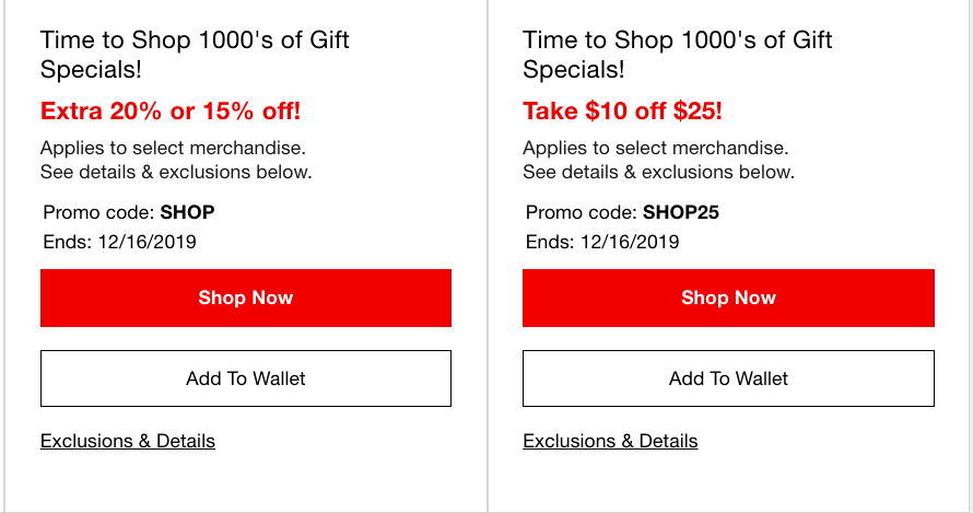 macys time to shop gift specials 2019