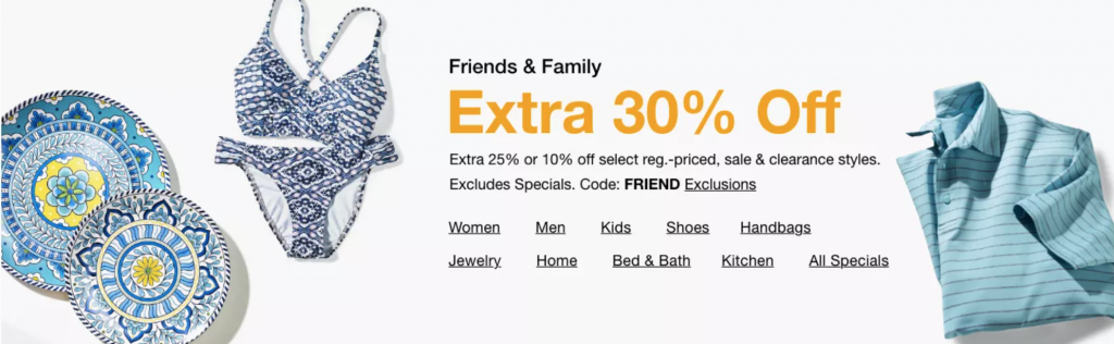 What Makes the Macy's Friends & Family Sale Special?