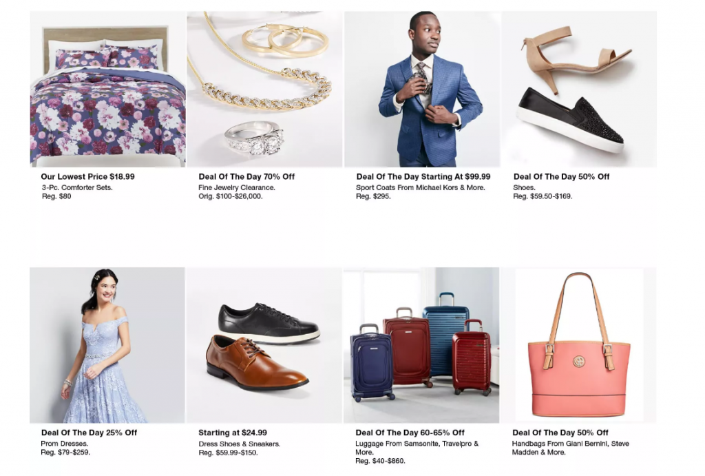 Macy's One Day Sale Deals