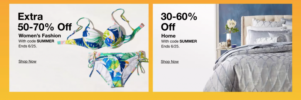 Macy's Summer Sale