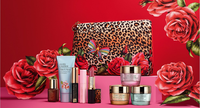 Free Customizable 7-piece Gift from Estee Lauder (1)