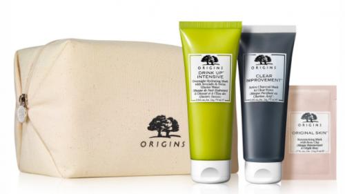 free origins gift set