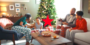 Macy's Give Love Believe In Dad's Shoes Commercial