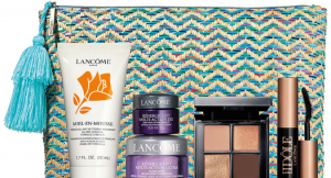 Don't Miss Your Free Lancôme Gift